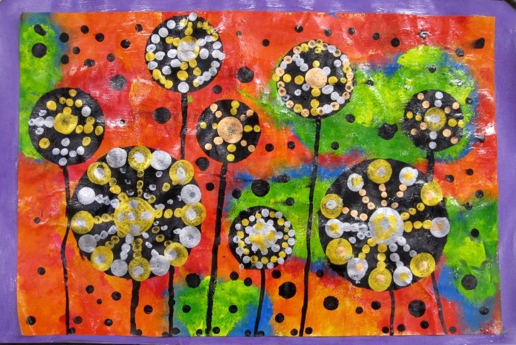 Les artistes du milieu Vert (4)