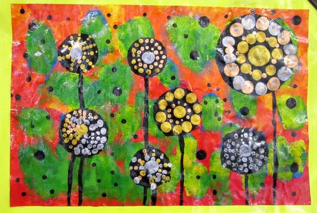 Les artistes du milieu Vert (5)
