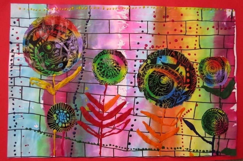 Les artistes du milieu Vert (9)